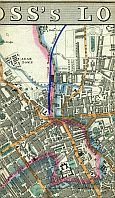 Agar Town, Pancras, Somers Town, Great Northern Railway, King's Cross, Foundling Hospital, & Russell Square